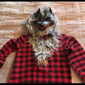 Other - 💙2/&20🎃👻Big Bad Wolf Halloween Costume 👻